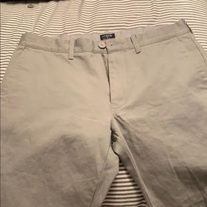 Men's J Crew Driggs pants
